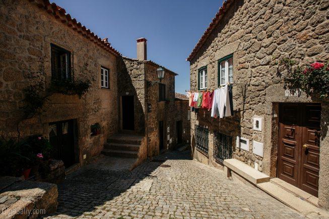 Деревня Монсанто, интересные места Португалии (16)