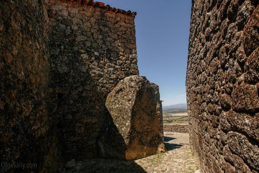 Деревня Монсанто, интересные места Португалии (14)