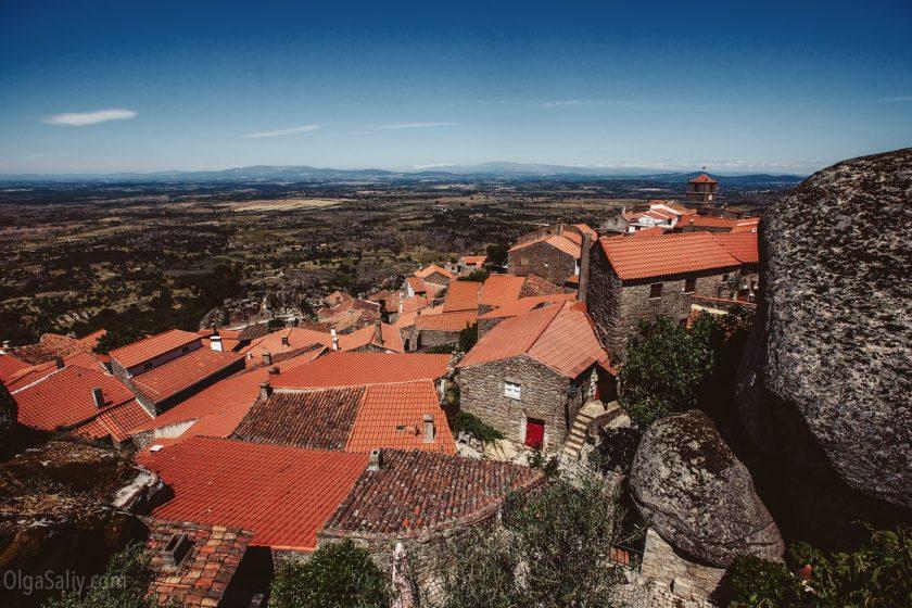 Деревня Монсанто, интересные места Португалии (13)