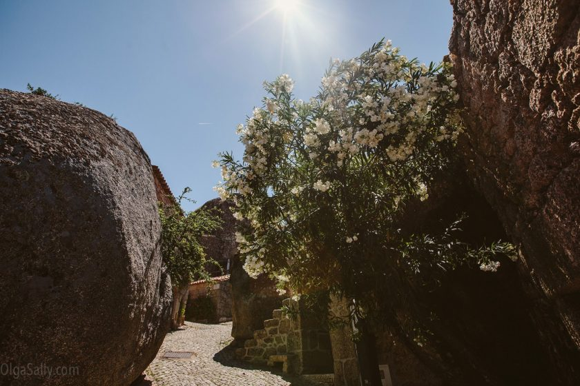 Деревня Монсанто, интересные места Португалии (12)