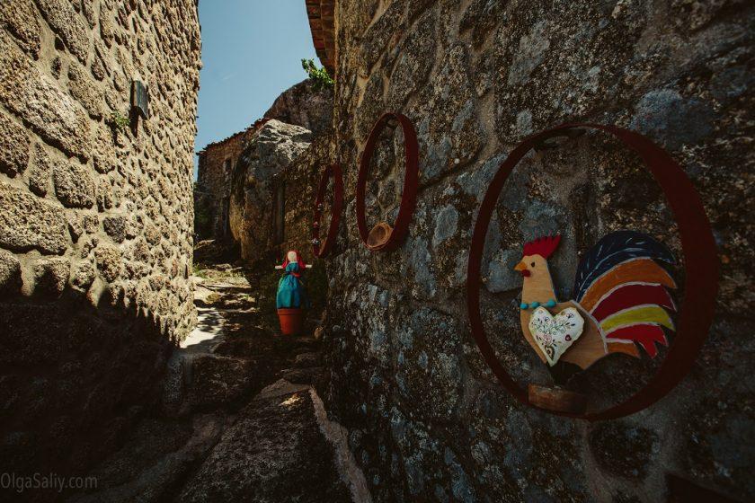 Деревня Монсанто, интересные места Португалии (9)