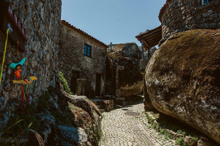 Деревня Монсанто, интересные места Португалии (8)