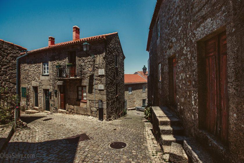 Деревня Монсанто, интересные места Португалии (6)