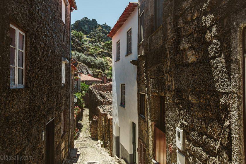 Деревня Монсанто, интересные места Португалии (5)
