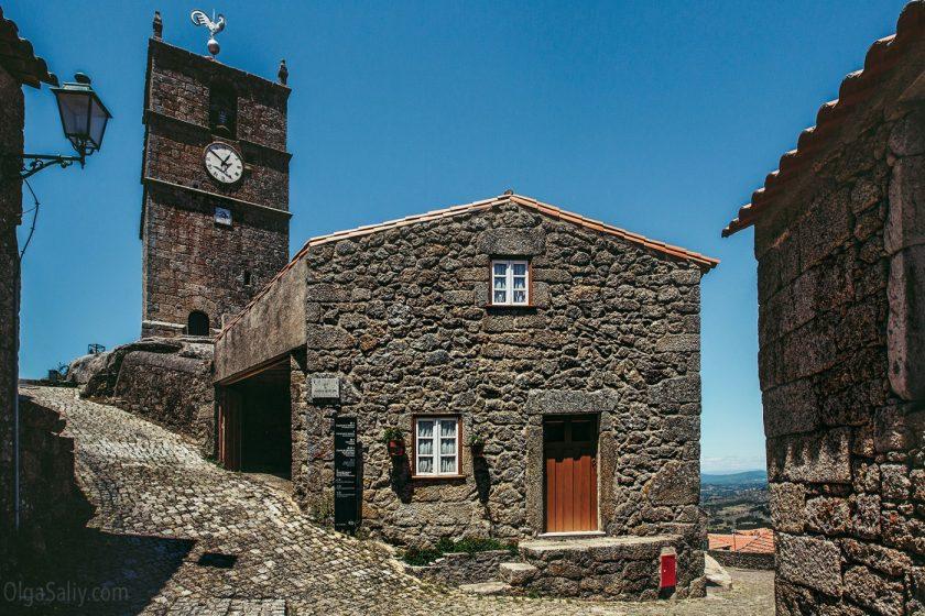 Деревня Монсанто, интересные места Португалии (4)