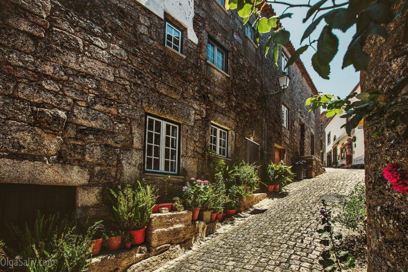 Деревня Монсанто, интересные места Португалии (3)