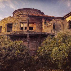 Заброшенные места Порту, Португалия (4)