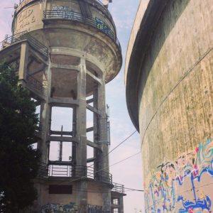 Заброшенные места Порту, Португалия (3)