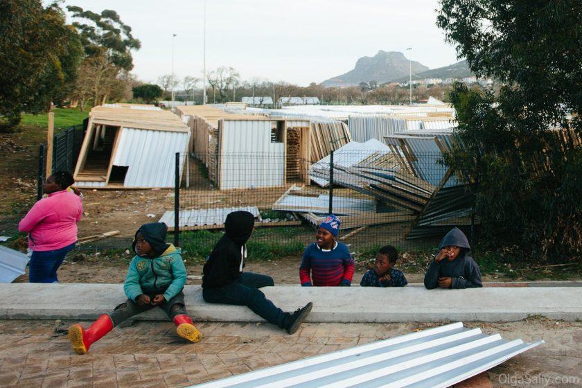 Трущобы Южной Африки, Кейптаун, Калишу (17)
