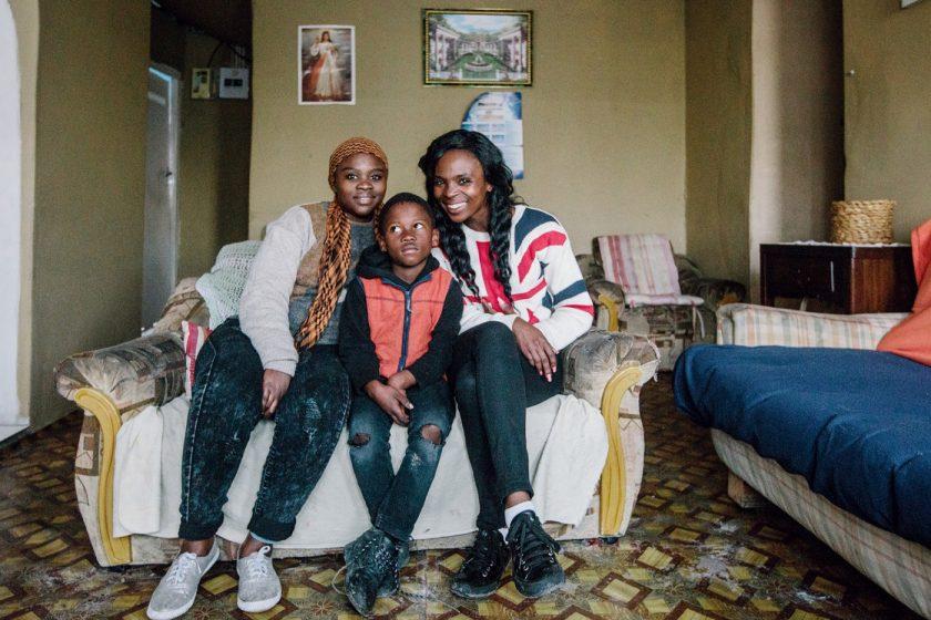Фотосессия в трущобах Кейптауна (11)