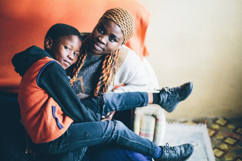 Фотосессия в трущобах Кейптауна (8)