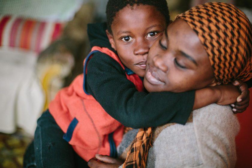 Фотосессия в трущобах Кейптауна (5)