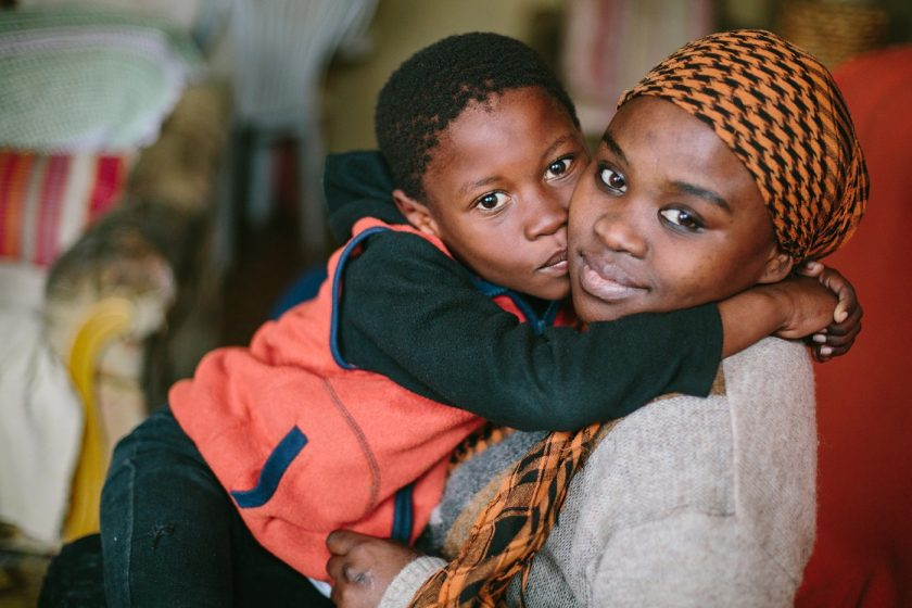Фотосессия в трущобах Кейптауна (4)