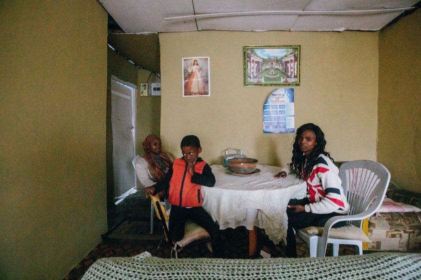 Фотосессия в трущобах Кейптауна (2)