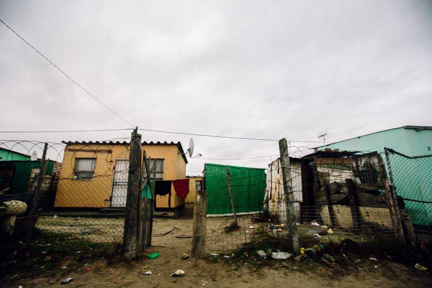 Трущобы Южной Африки, Кейптаун, Калишу (16)