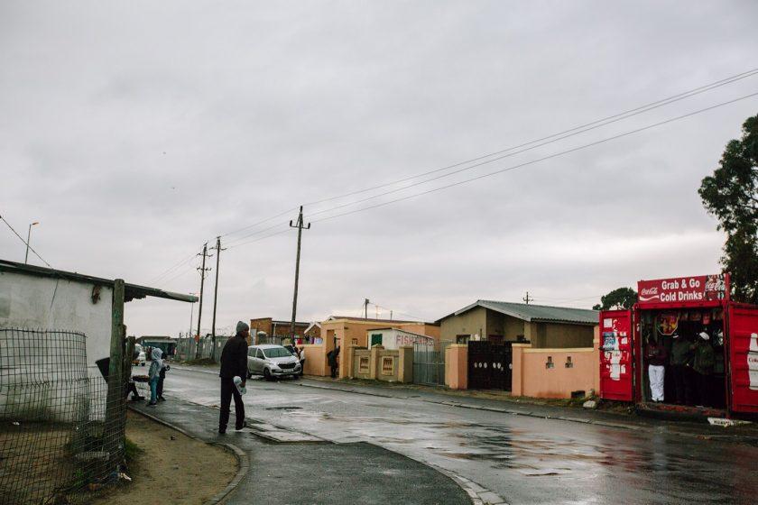 Трущобы Южной Африки, Кейптаун, Калишу (14)