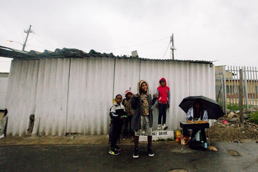 Трущобы Южной Африки, Кейптаун, Калишу (13)