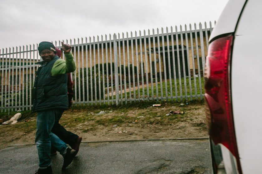 Трущобы Южной Африки, Кейптаун, Калишу (12)
