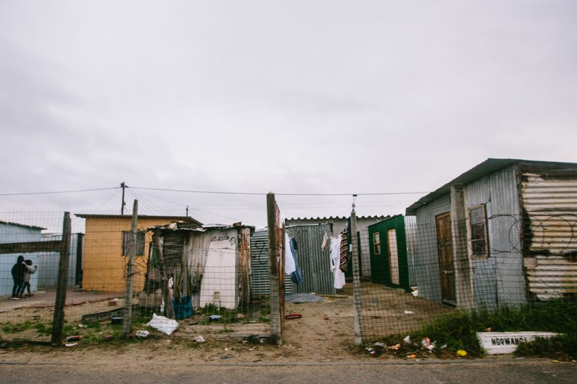 Трущобы Южной Африки, Кейптаун, Калишу (6)