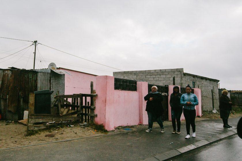Трущобы Южной Африки, Кейптаун, Калишу (5)