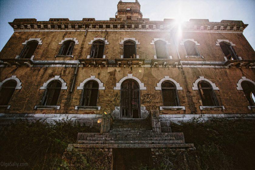 Заброшенный ведьмин дворец, Лиссабон