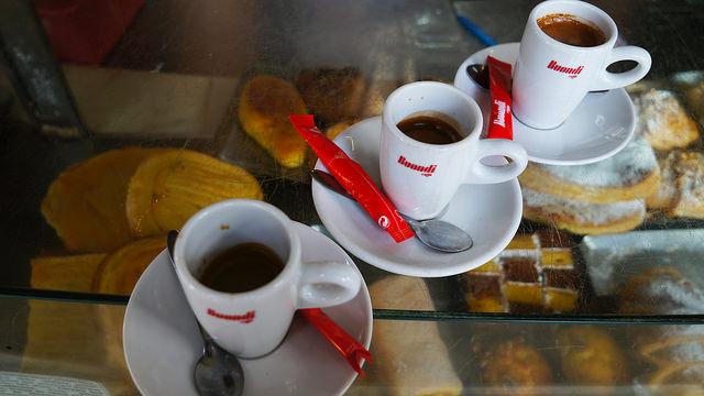 Кофе в Португалии!