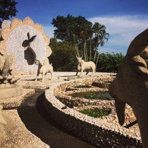Статуи знаки зодиаков на Самуи (5)