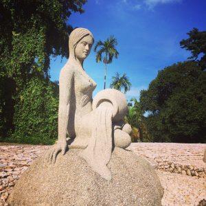 Статуи знаки зодиаков на Самуи (3)