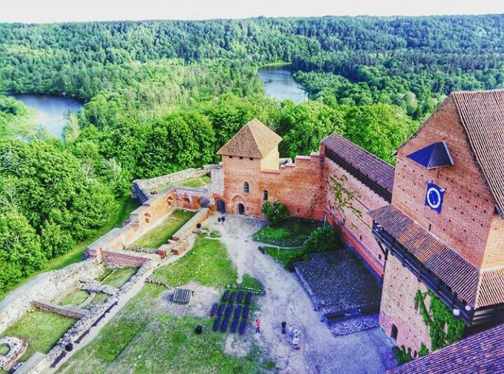 Сигулда замки в Риге
