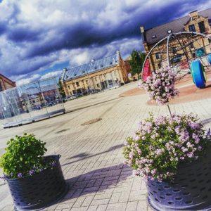 Спикери квартал в Латвии
