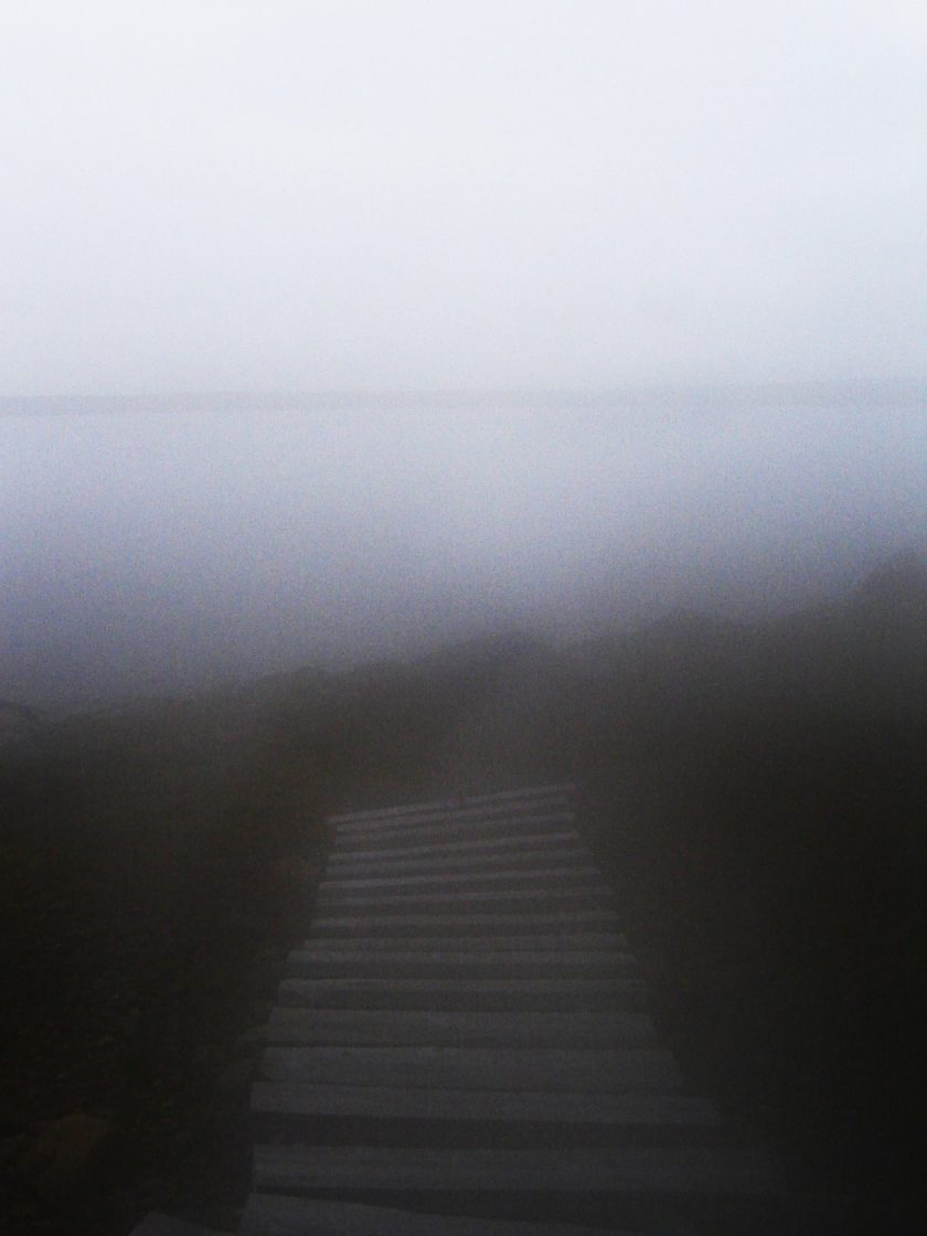 Мост на мысе Картеш, Белое море