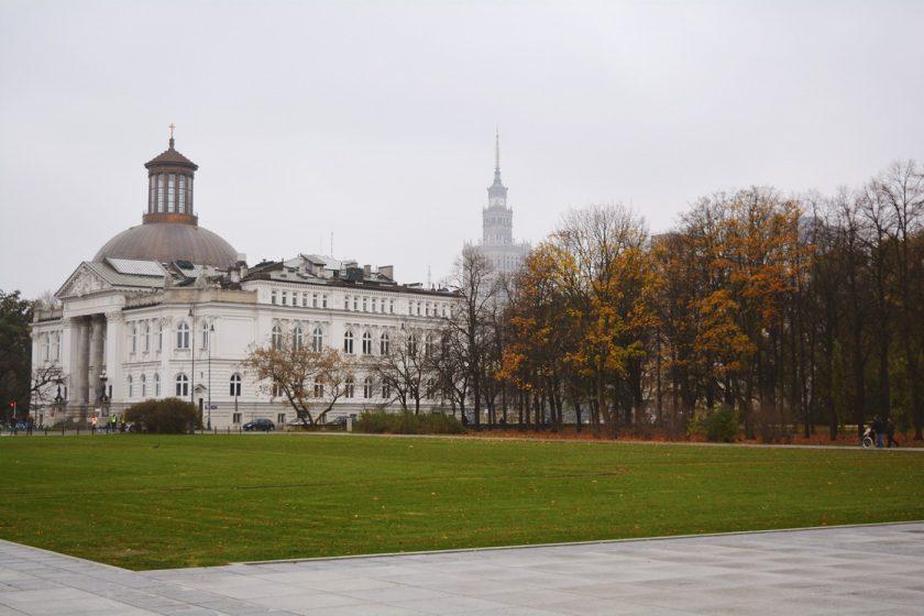 Отели в Варшаве, где остановиться