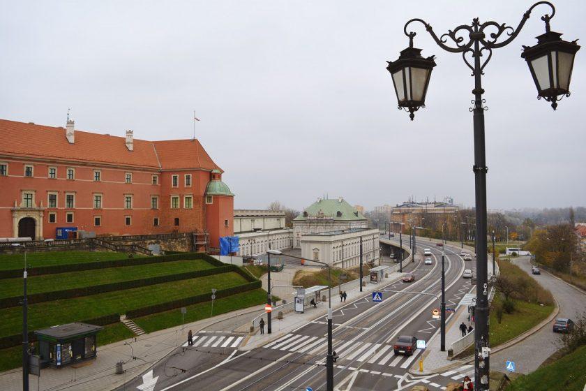 Смотровые площадки Варшавы