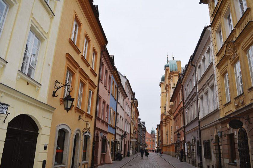 Варшава, что посмотреть