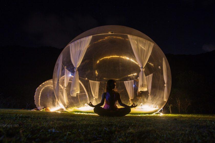 Bubble-house на Бали (11)
