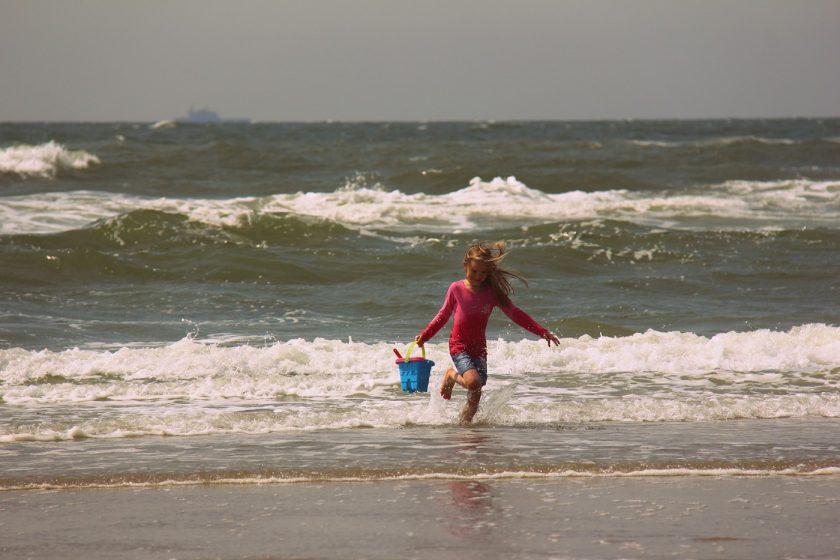 Северное море в Нидерландах