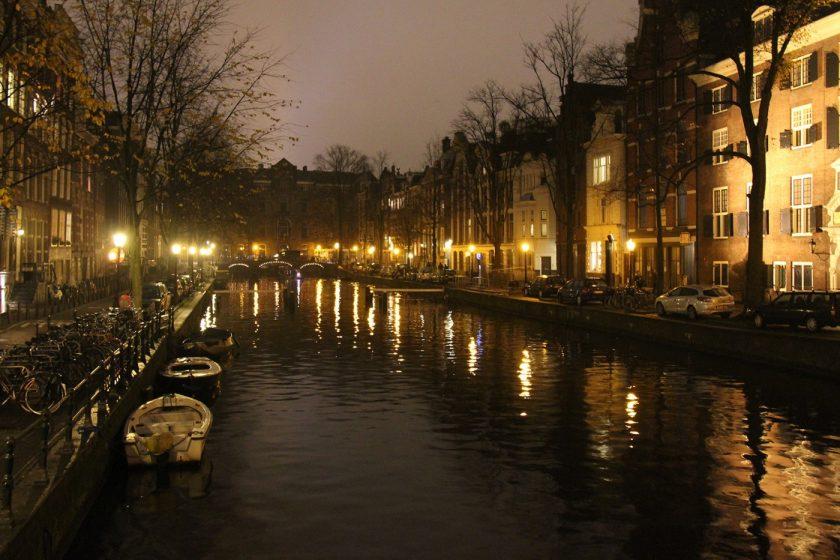 Жизнь в Нидерландах, Амстердам (3)