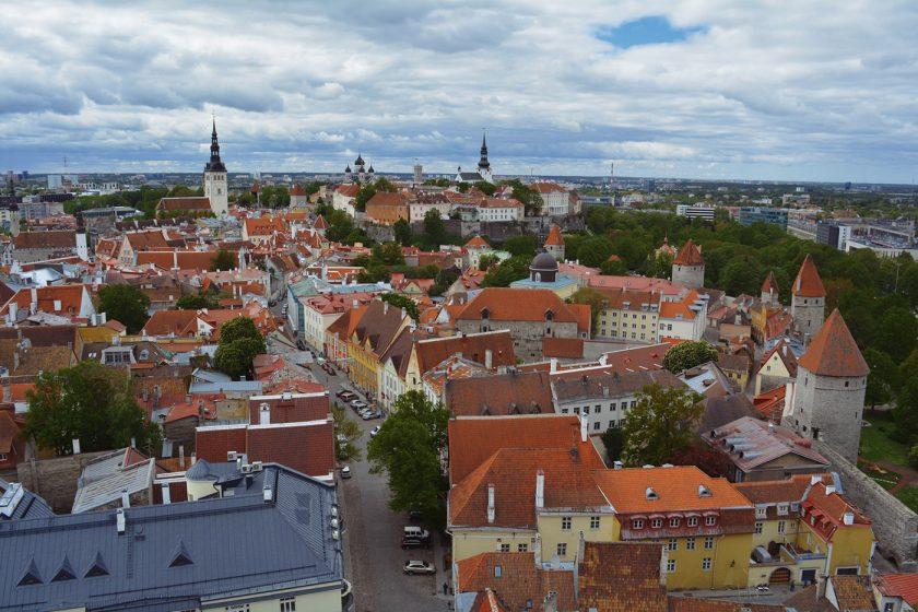 Бесплатные места в Таллине (2)