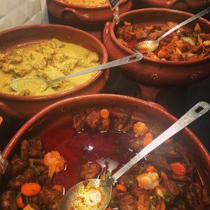 Португальская кухня в Лиссабоне