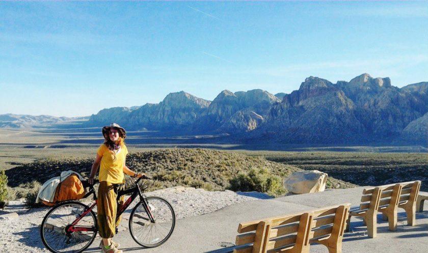 На велосипеде по Штатам
