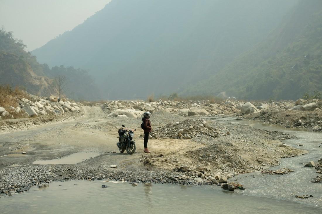 Мото путешествие по Непалу