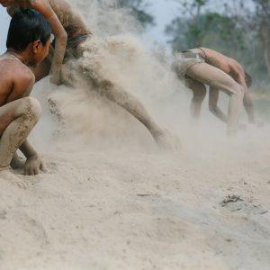 Детство в Непальской деревне