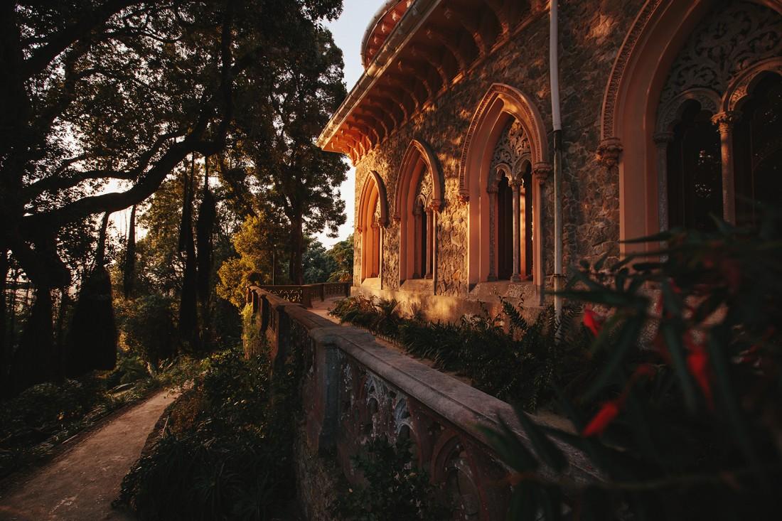 Monserrate Palace в Синтре