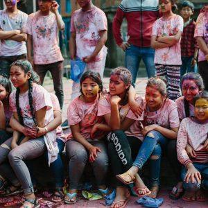 Бандипур и Холи фестиваль