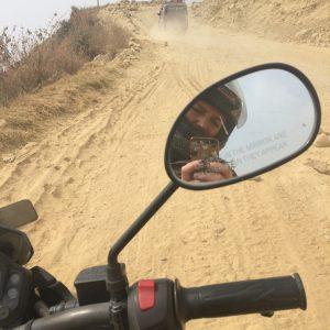 Дорога Катманду Читван через горы
