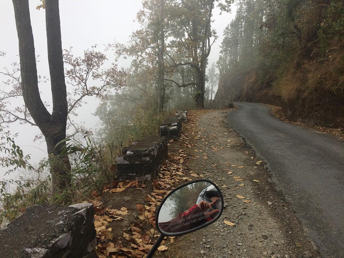 Дорога в Бандипур Непал