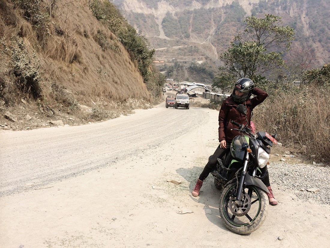 Дороги в Катманду и горах Непала