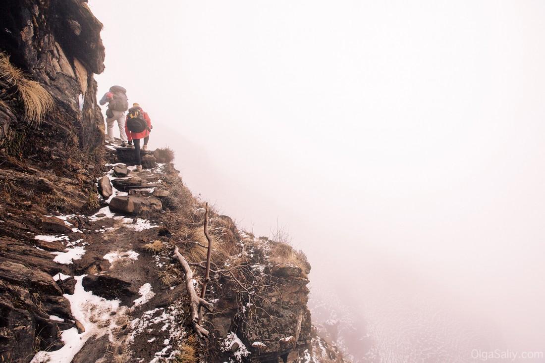 Марди Химал треккинг в Непале (21)