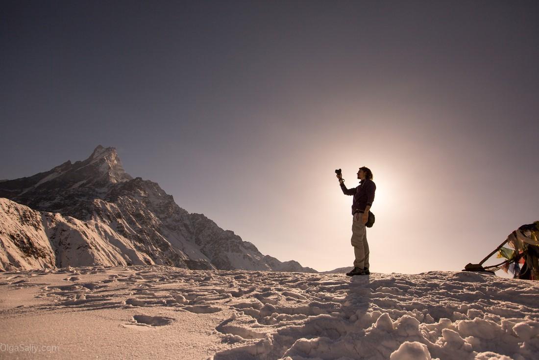 Марди Химал треккинг в Непале (13)
