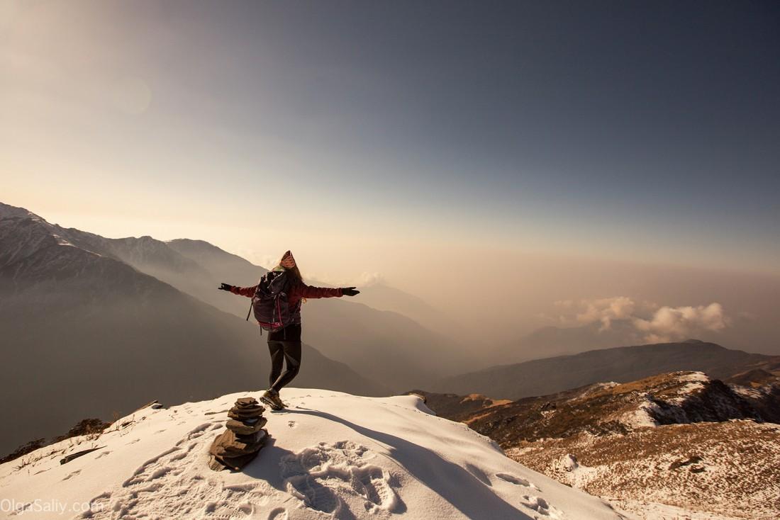 Марди Химал треккинг в Непале (12)